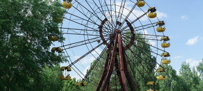 Atominė kelionė – Černobilio elektrinė