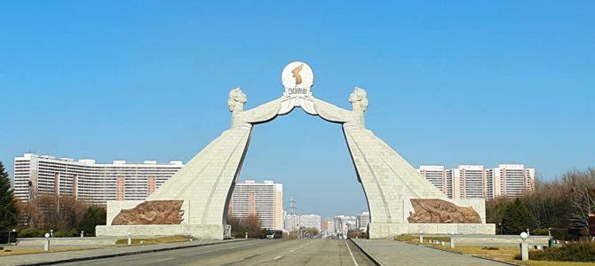 Kelionė į šiaurės Korėją